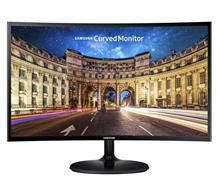 SAMSUNG C24F390 24Inch Full HD Curved LED Monitor